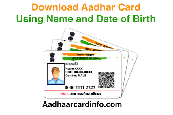 direct aadhar download