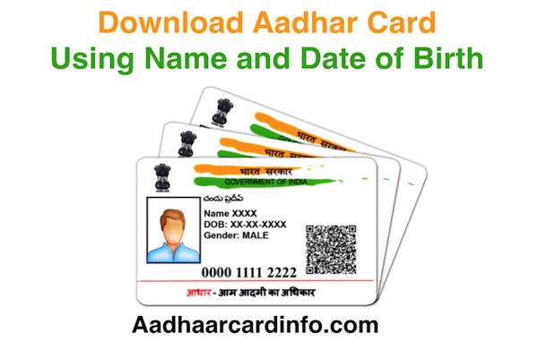 Aadhar Card Form Pdf In Hindi