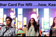 Aadhar Card For NRI